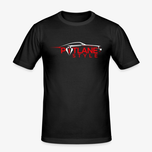 PitLaneStyle - Men's Slim Fit T-Shirt