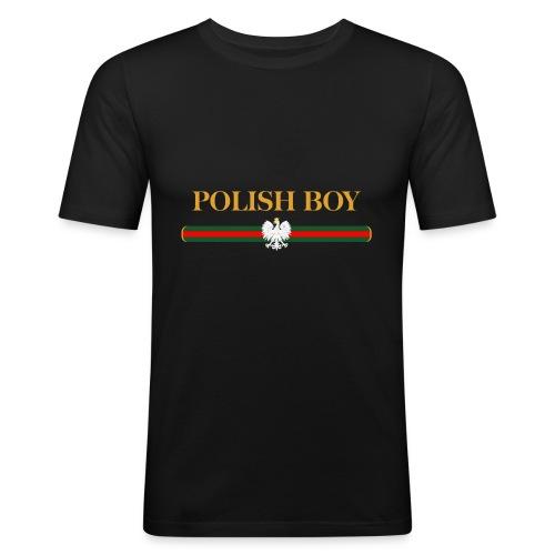 Polish Boy - Obcisła koszulka męska