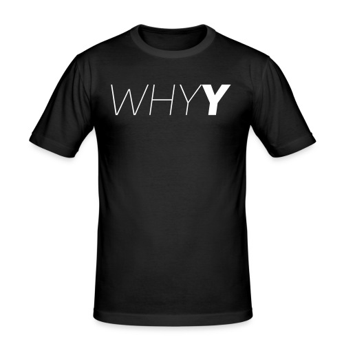 Thick | WhyY - Men's Slim Fit T-Shirt