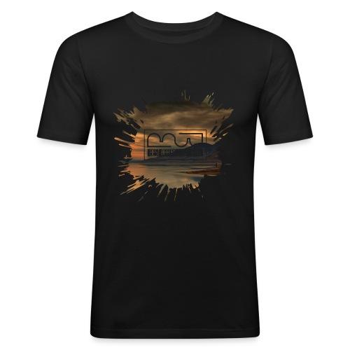 Women's shirt Splatter - Men's Slim Fit T-Shirt