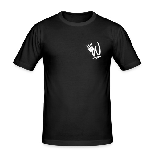 Official ItzWilz T-Shirt - Men's Slim Fit T-Shirt
