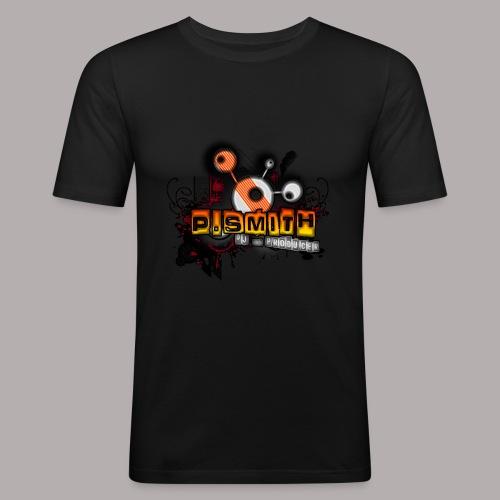 Logo_tranzparent_gro--_-1- - Männer Slim Fit T-Shirt