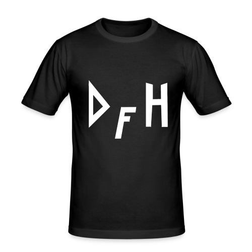 DFH - Herre Slim Fit T-Shirt