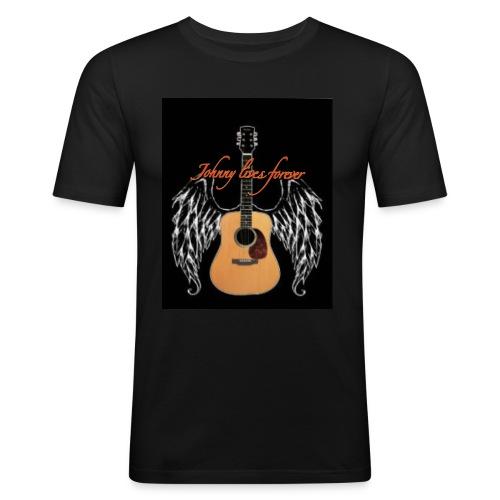 Johnny is eternal - T-shirt près du corps Homme