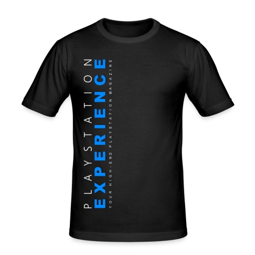PsE Magazine - Männer Slim Fit T-Shirt