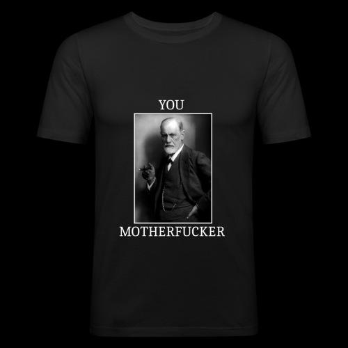Sigmund Freud MEME - T-shirt près du corps Homme