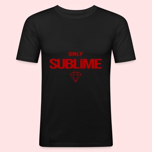 ONLY SUBLIME - Camiseta ajustada hombre