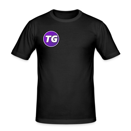 TijhuisGamer merchandise - slim fit T-shirt