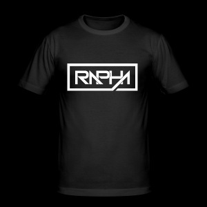 RAPHA LOGO - Männer Slim Fit T-Shirt
