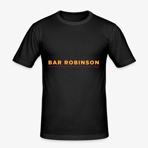 Bar Robinson 1926 - Men's Slim Fit T-Shirt