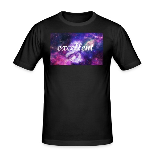 Excellent Clothing Brand - Men's Slim Fit T-Shirt