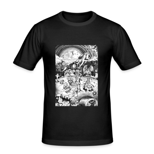 Collector design - slim fit T-shirt