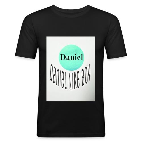 Mode mit Daniel - Männer Slim Fit T-Shirt