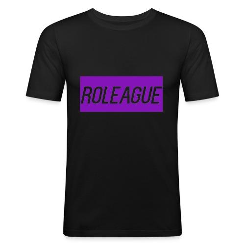 RoLeague Merch! - Men's Slim Fit T-Shirt