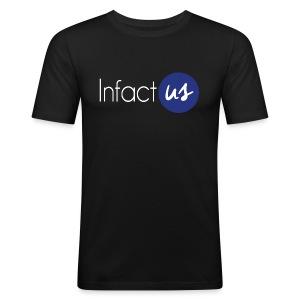 InfactUS Classic - Tee shirt près du corps Homme