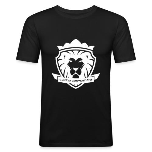 Geneva Conventions - T-shirt près du corps Homme