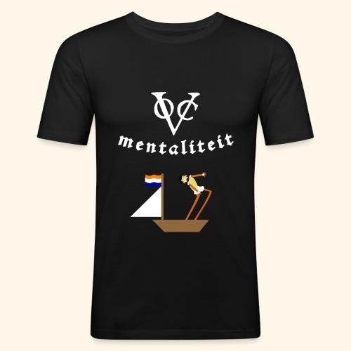VOC-mentaliteit - slim fit T-shirt