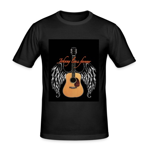 Johnny is eternal - T-shirt près du corps Homme
