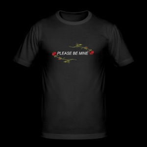 Please Be Mine - Men's Slim Fit T-Shirt