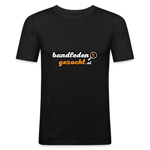 Bandledengezocht.nl - slim fit T-shirt