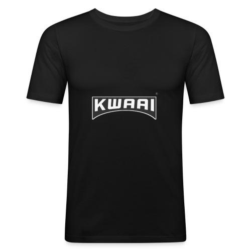 Kwaaiwear kleding - slim fit T-shirt