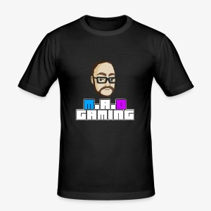 Official M.A.D Gaming Design - Men's Slim Fit T-Shirt
