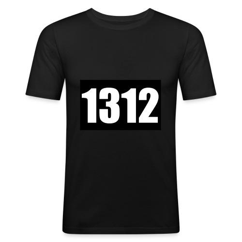 1312 - Männer Slim Fit T-Shirt