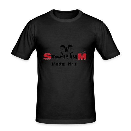 Model Nr1 - Männer Slim Fit T-Shirt