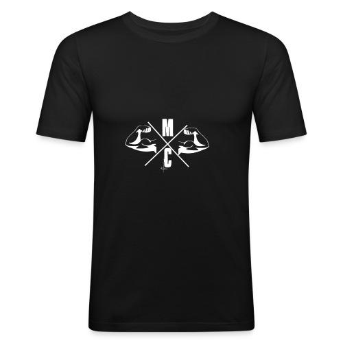 MC Collection - Männer Slim Fit T-Shirt