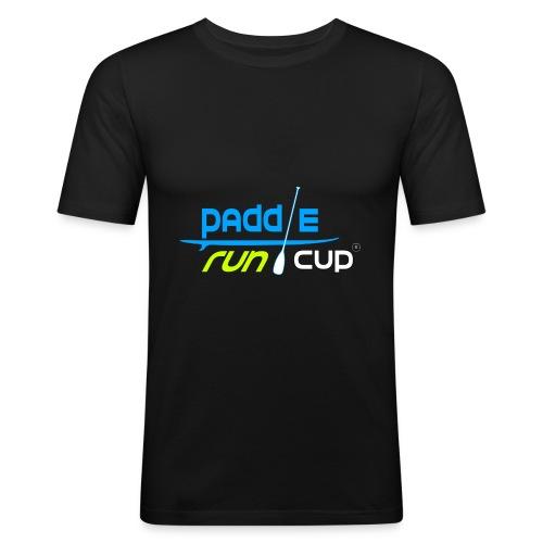 paddle_run_couleur_d--tour-- - T-shirt près du corps Homme