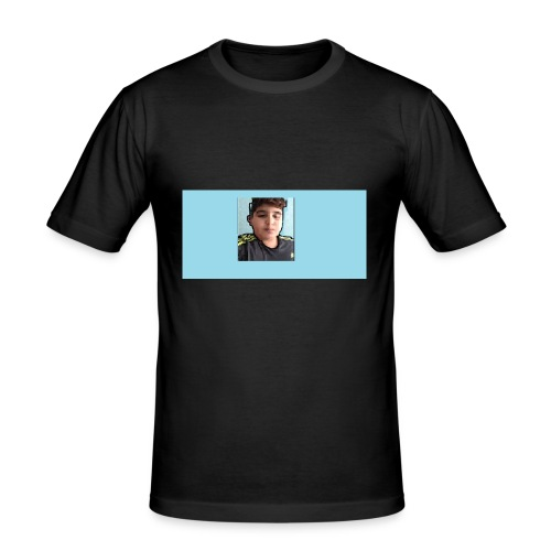 t shirts voor mijn youtube kanaal heel goedkoop - slim fit T-shirt