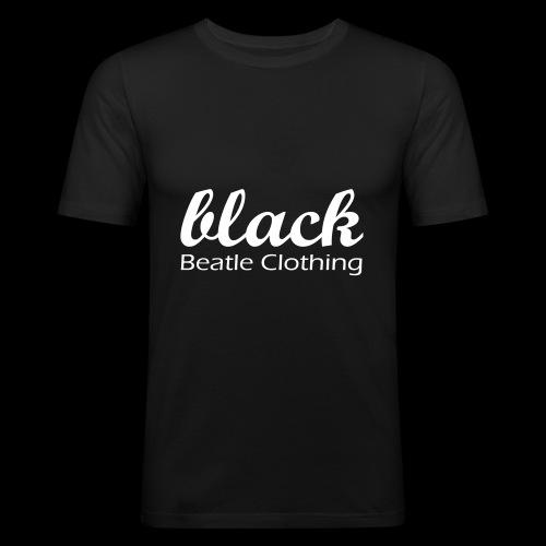 Black Beatle Clothing - Männer Slim Fit T-Shirt