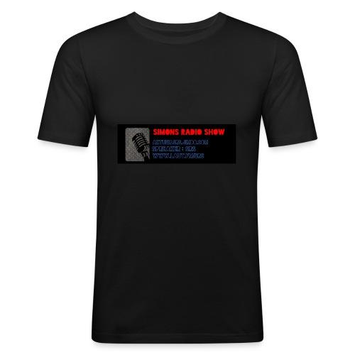 SRS INFO KLASSE - Männer Slim Fit T-Shirt