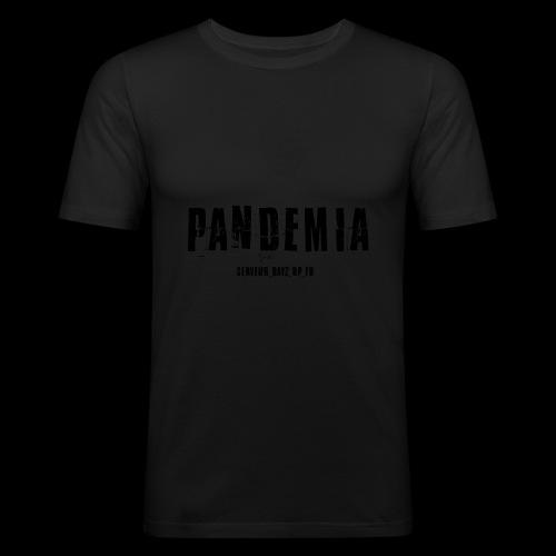 Pandemia - T-shirt près du corps Homme