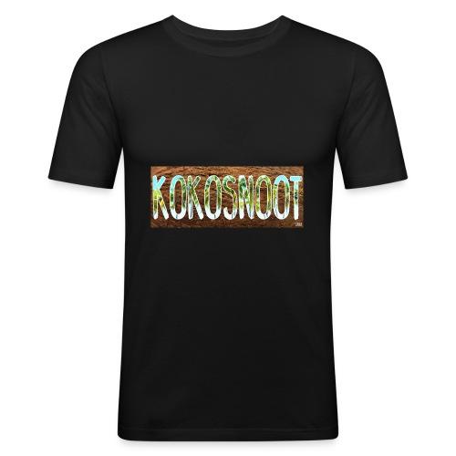 Kokosnoot - slim fit T-shirt