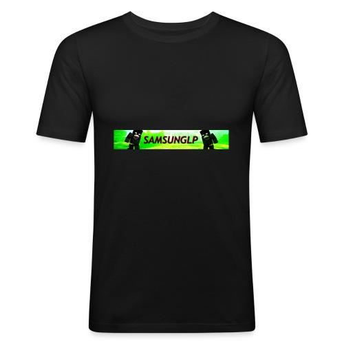 smaunglp213213 - Männer Slim Fit T-Shirt