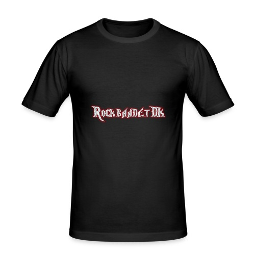 Rockbandet.DK - Herre Slim Fit T-Shirt