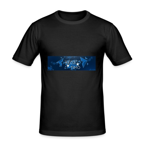 ReDz TiMo - Männer Slim Fit T-Shirt