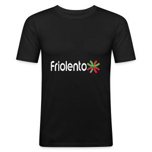 Friolento - Slim Fit T-shirt herr