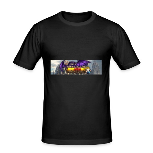 Epicpvp - Männer Slim Fit T-Shirt