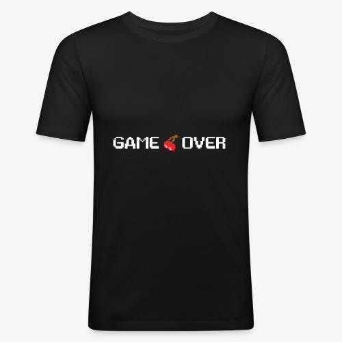 Game Over - Men's Slim Fit T-Shirt