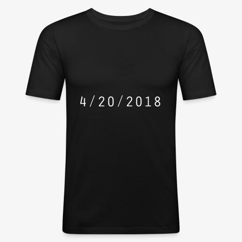420 - slim fit T-shirt