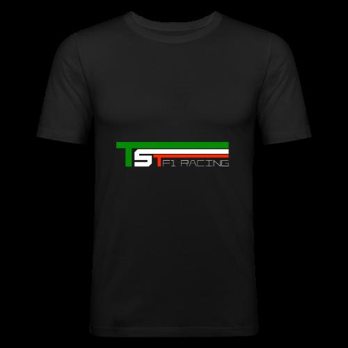 TST official - Maglietta aderente da uomo