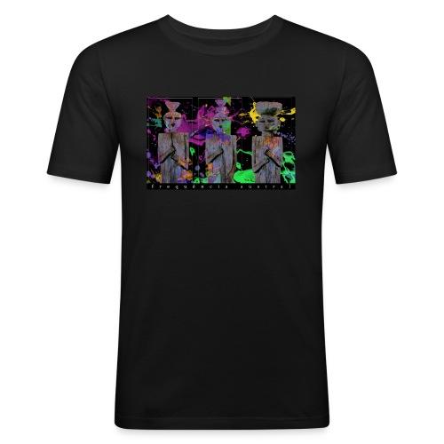 Passo Centurion (b jade) - Men's Slim Fit T-Shirt