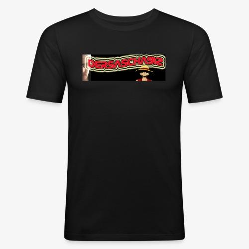 DER BANNER - Männer Slim Fit T-Shirt