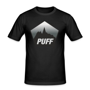 PUFF MOUNTAIN ORIGINAL - Tee shirt près du corps Homme