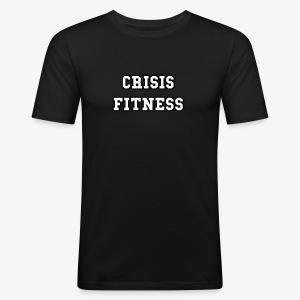 Design 1 - Men's Slim Fit T-Shirt