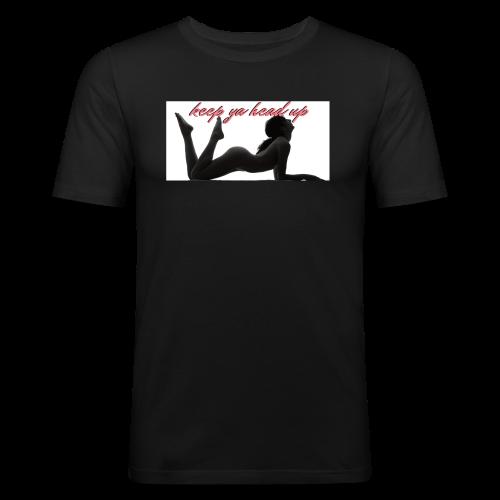 keepyatrashup - Men's Slim Fit T-Shirt