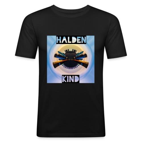 Halden Kind - Männer Slim Fit T-Shirt