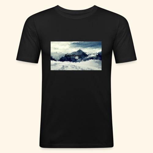 off-center - Männer Slim Fit T-Shirt